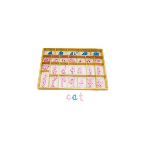 Buy Learners World Cursive Alphabet Movable - GiftWaley.com