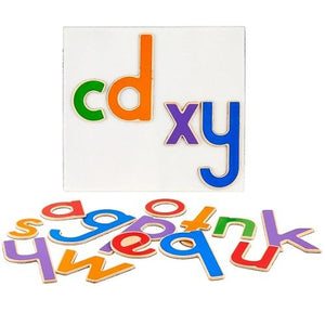 Buy Learners World Magnetic Small Big Alphabet - GiftWaley.com