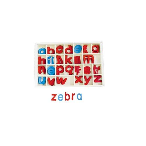 Buy Learners World Small Alphabet Movable - GiftWaley.com