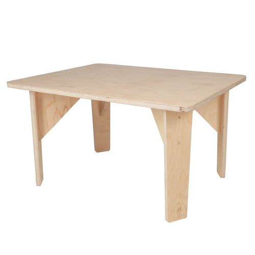 Buy Littles' Planet Montessori Wooden Table - GiftWaley.com