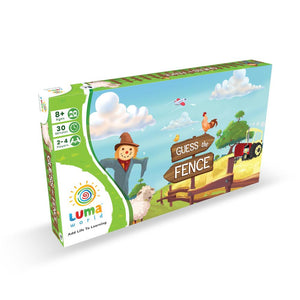 Buy Luma World Guess the Fence Creative Board Game - GiftWaley.com