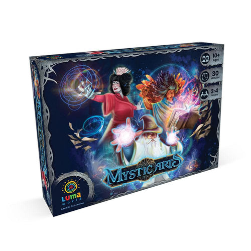 Buy Luma World Mystic Arts Magical Card Game - GiftWaley.com