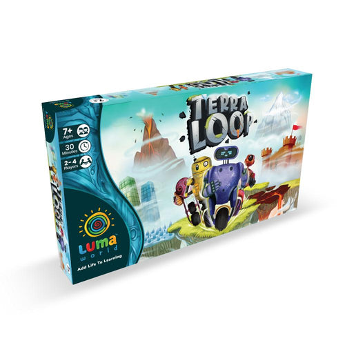 Buy Luma World Terra Loop Adventure Board Game - GiftWaley.com