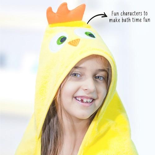 Buy Rabitat Designed Kids Towel - Bird - GiftWaley.com