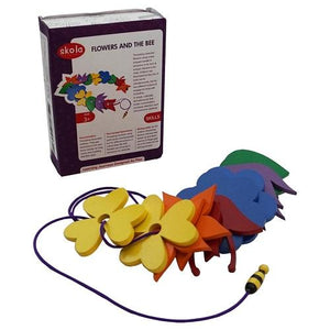 Buy Skola Flowers And Been Wooden Toys - GiftWaley.com