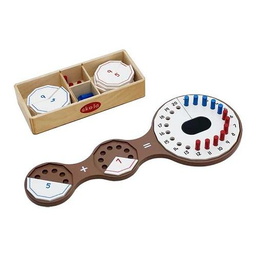 Buy Skola Peg And Add Wooden Toys - GiftWaley.com