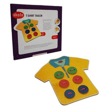 Load image into Gallery viewer, Buy Skola T-Shirt Tailor Wooden Toys - GiftWaley.com