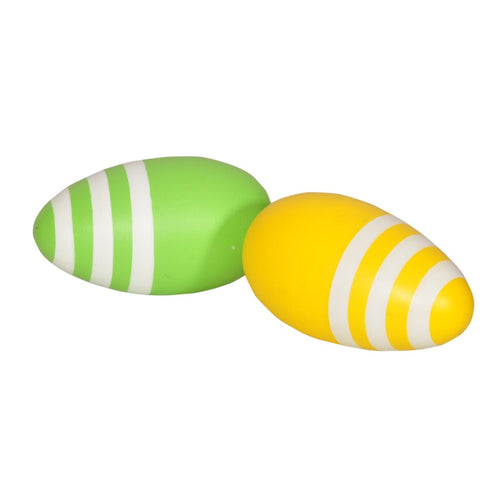 Buy Thasvi Coloured Wooden Egg Shakers Rattle Toy - GiftWaley.com