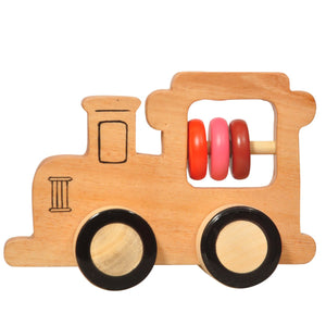 Buy Thasvi Wooden Train push Toy - GiftWaley.com