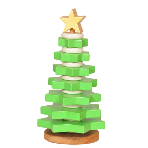 Buy Thasvi Wooden Tree Stacker - GiftWaley.com