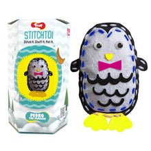 Load image into Gallery viewer, Buy Toiing DIY Felt Stitching Kit - Stitchtoi Pedro The Penguin - GiftWaley.com