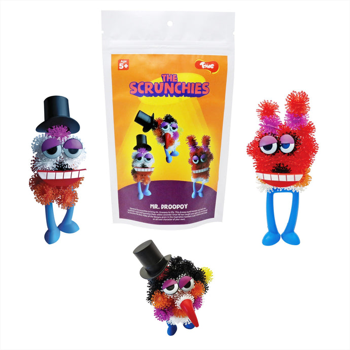 Buy Toiing Innovative Construction & Building Set - Scrunchies Mr Droopoy - GiftWaley.com