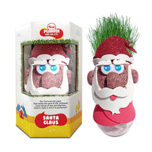 Load image into Gallery viewer, Buy Toiing Plantoi Santa Claus - Pet Plant, That Grows Real Grass - GiftWaley.com