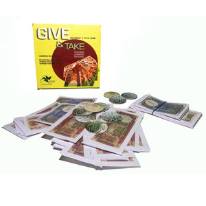 Buy Vikalp Currency Notes and Coins Give & Take Learning Kit  - GiftWaley.com