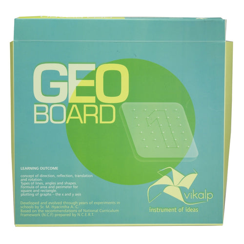 Buy Vikalp Geo Board Concept Learning Kit - GiftWaley.com