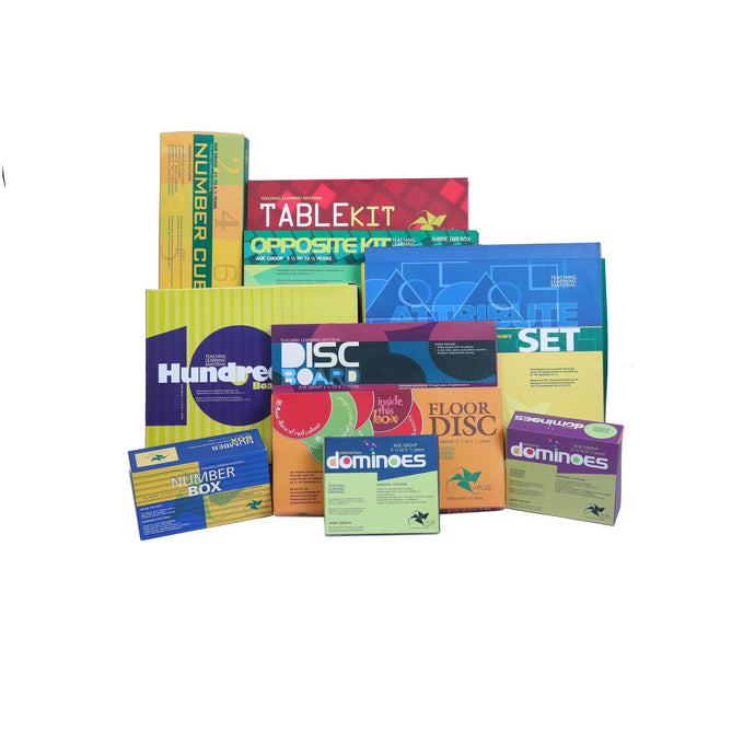 Buy Vikalp Level 1 Educational Activity Box - GiftWaley.com