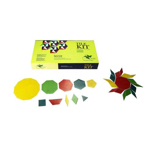 Buy Vikalp Tesellation Tile and Shape Differentiating Kit - GiftWaley.com