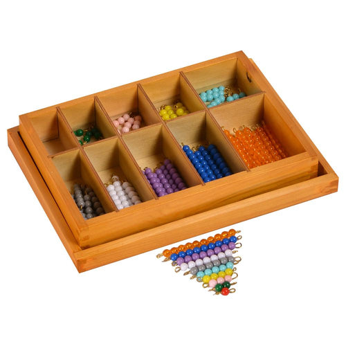 Buy kidken Montessori Colored Bead Stairs - GiftWaley.com