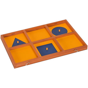 Buy kidken Montessori Presentation Tray Learning Board - GiftWaley.com