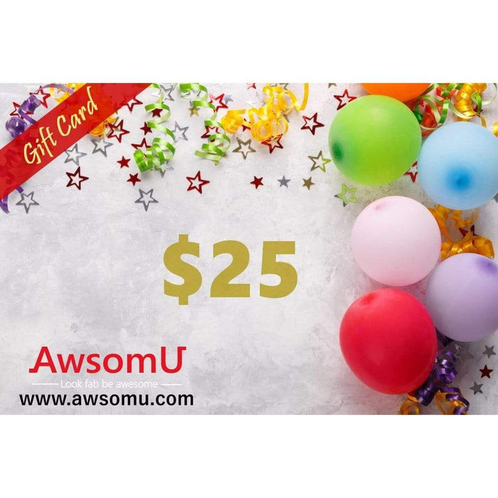 All gift cards AwsomU
