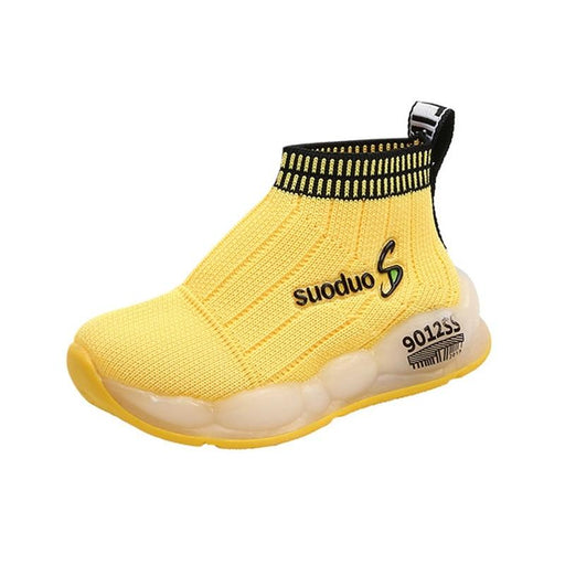 Boy's Sneakers Casual Breathable Anti-Slip Sneakers Boys and Girls AwsomU