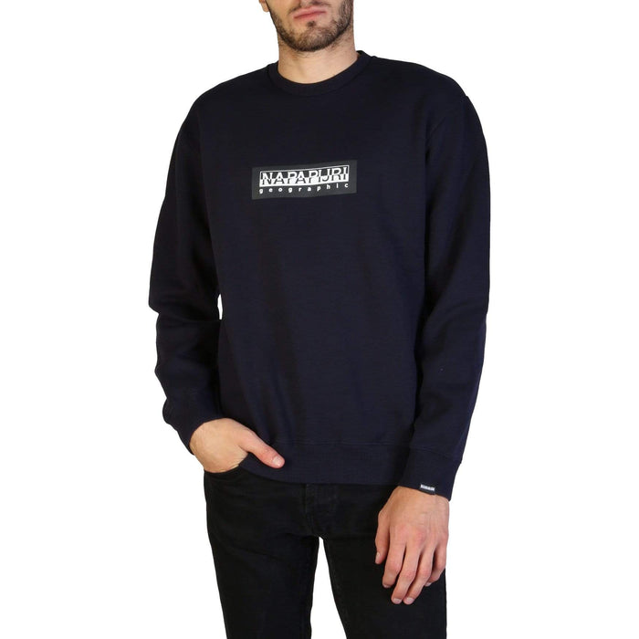 Clothing Sweatshirts Napapijri - BOX C_N0YKBU AwsomU