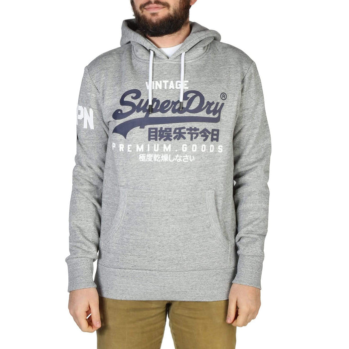 Clothing Sweatshirts Superdry - M2010494A AwsomU
