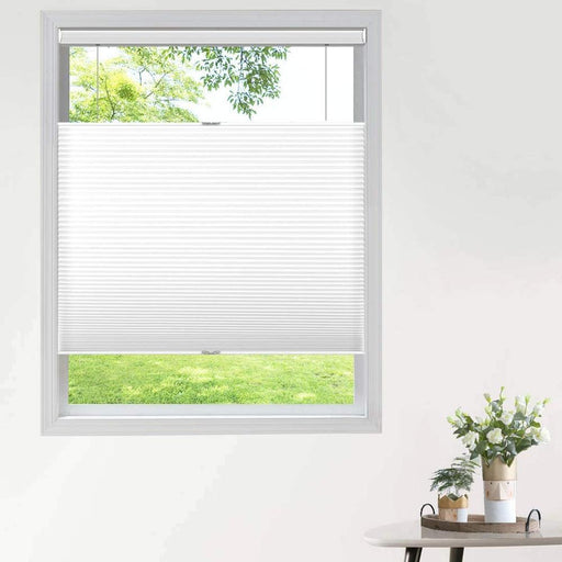 Curtains & Blinds Keego Cordless Cellular Shades Top Down Bottom Up Waterproof Window Blind AwsomU