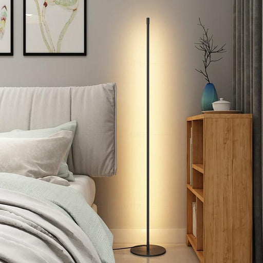 Lamps & Shades Nordic LED Floor Standing lamp Bedroom Living Room Atmospheric Decoration AwsomU