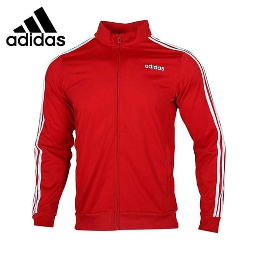 Men's Jacket Original New Arrival Adidas E 3S TT TRIC Men's jacket Sportswear AwsomU