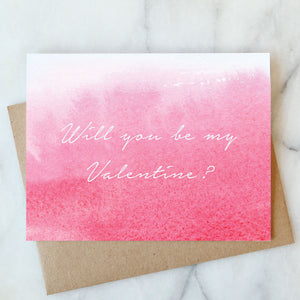 Will You Be My Valentine, Abigail Jayne