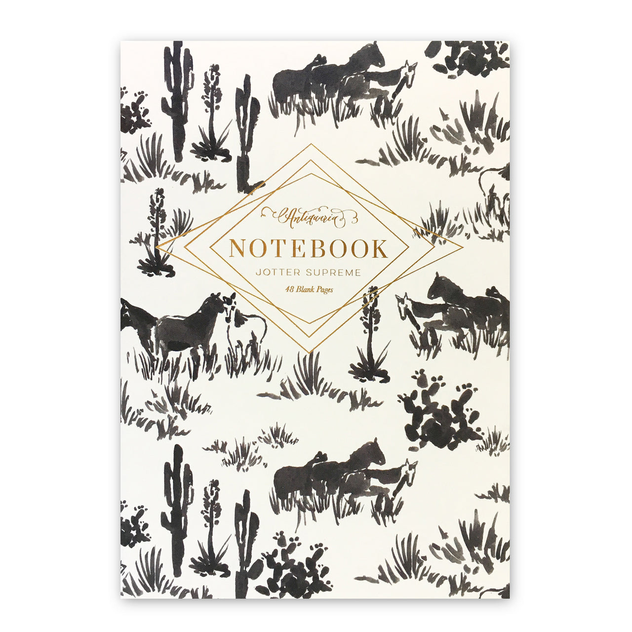 Horse Country Notebook, Antiquaria