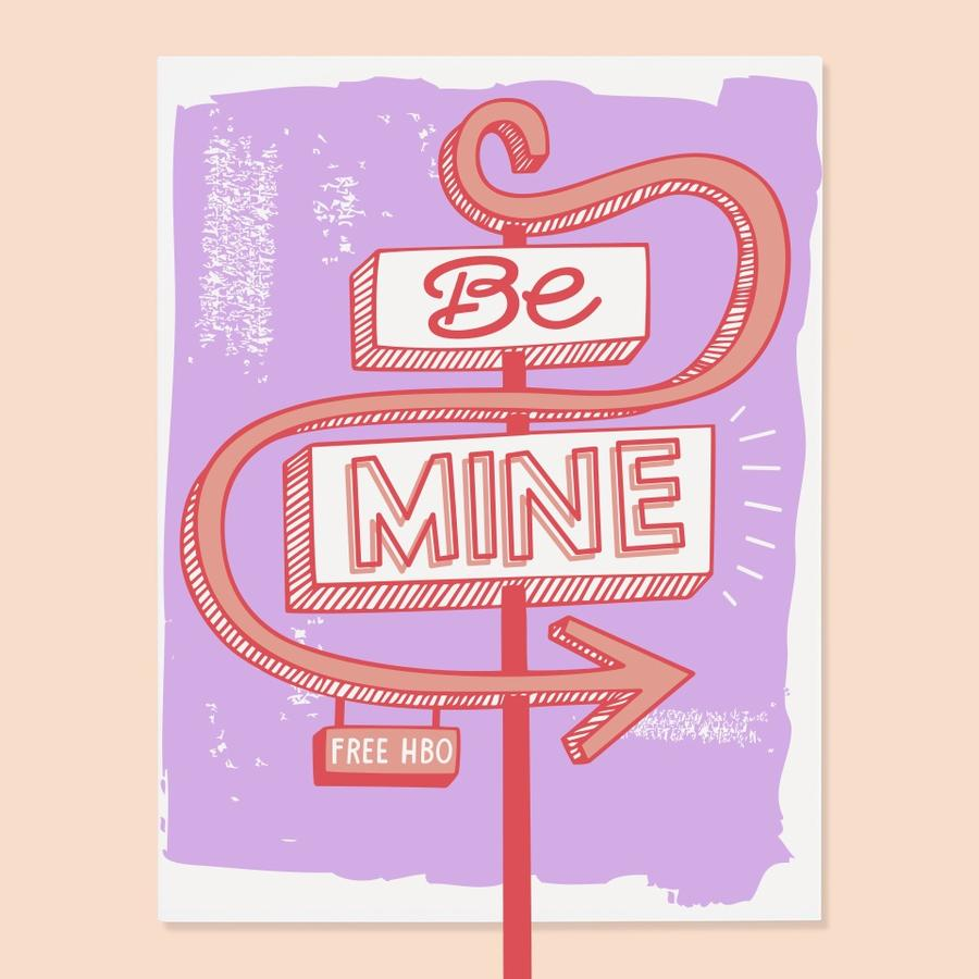 Be Mine, The Good Twin