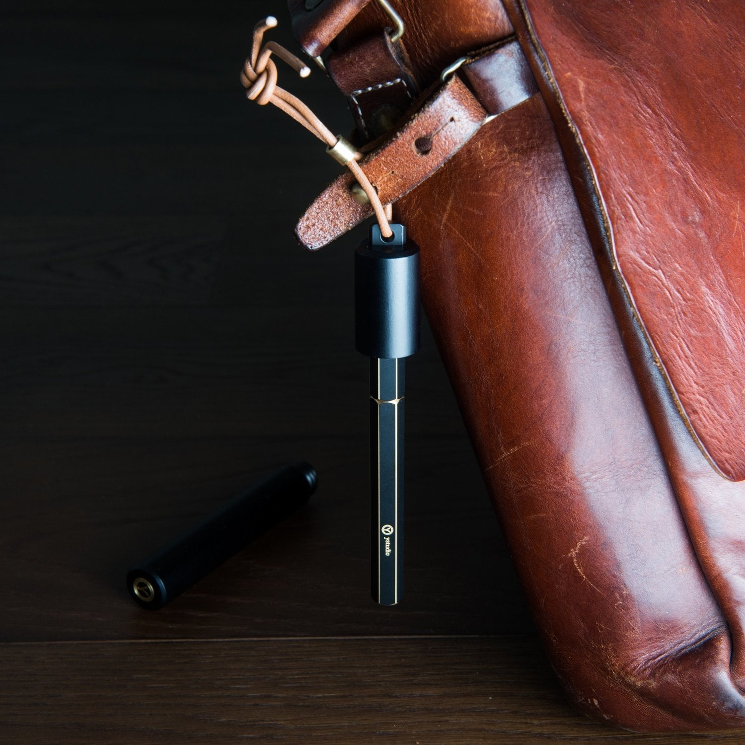 Brassing Portable Fountain Pen, ystudio