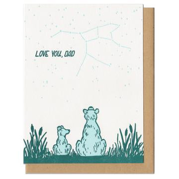 I Love You Dad, Frog & Toad