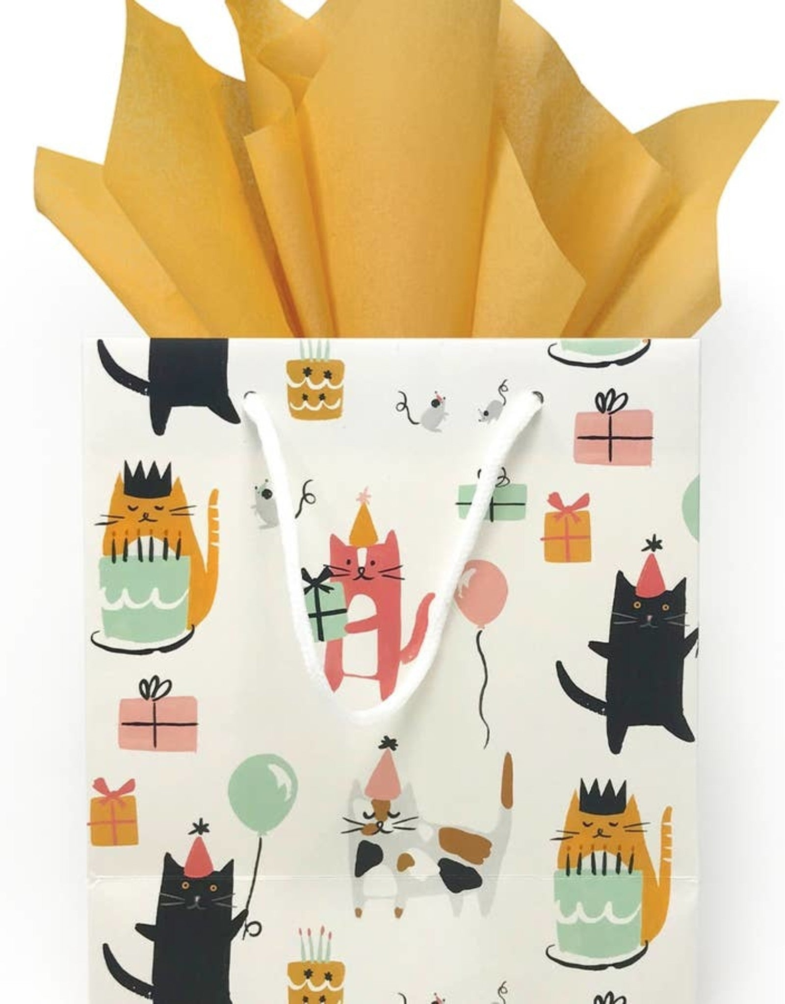 Cat Party Gift Bag, Idlewild Co.