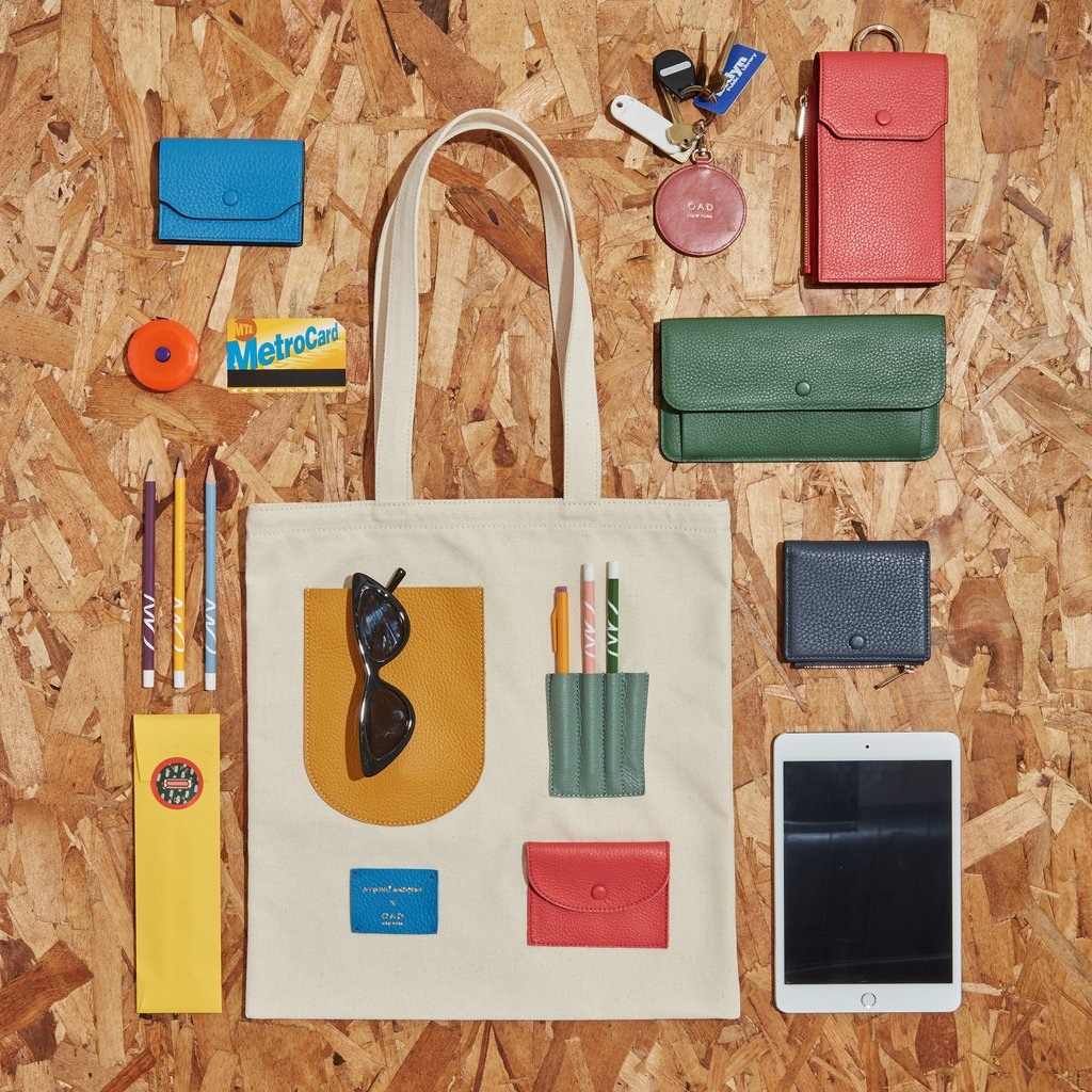 OAD x CW Pencils Tote, Colors