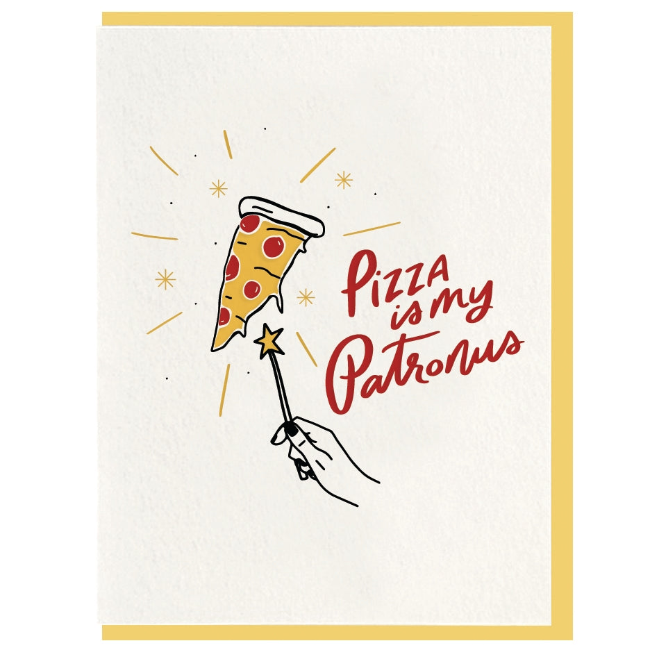 Pizza Patronus, Dahlia Press