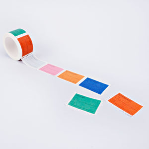 Primary Days Washi Tape