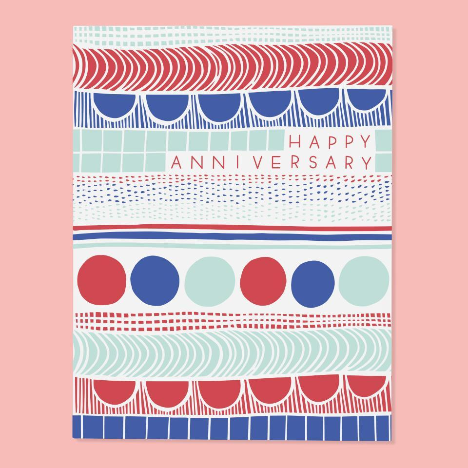 Happy Anniversary Card, The Good Twin