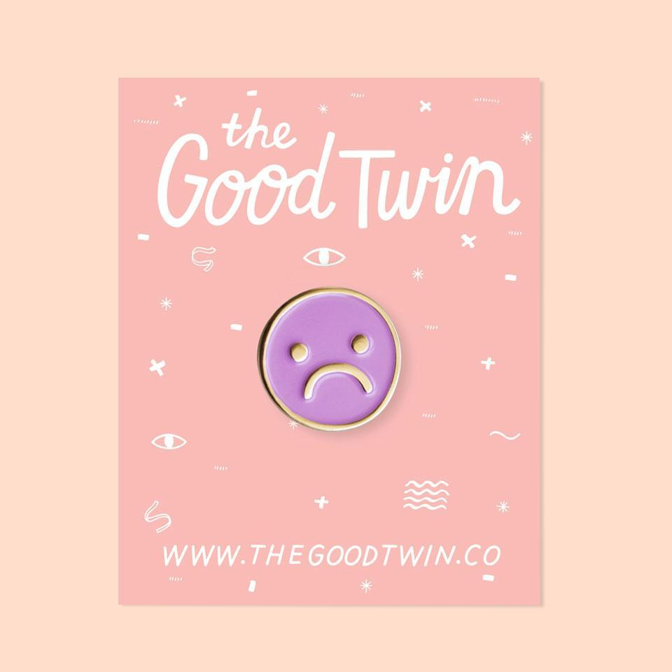 Sad Day Pin, The Good Twin