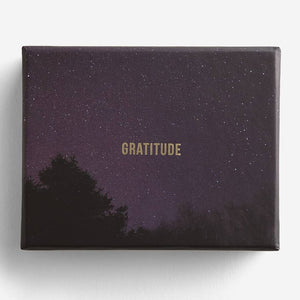 Gratitude Prompt Cards, The School of Life