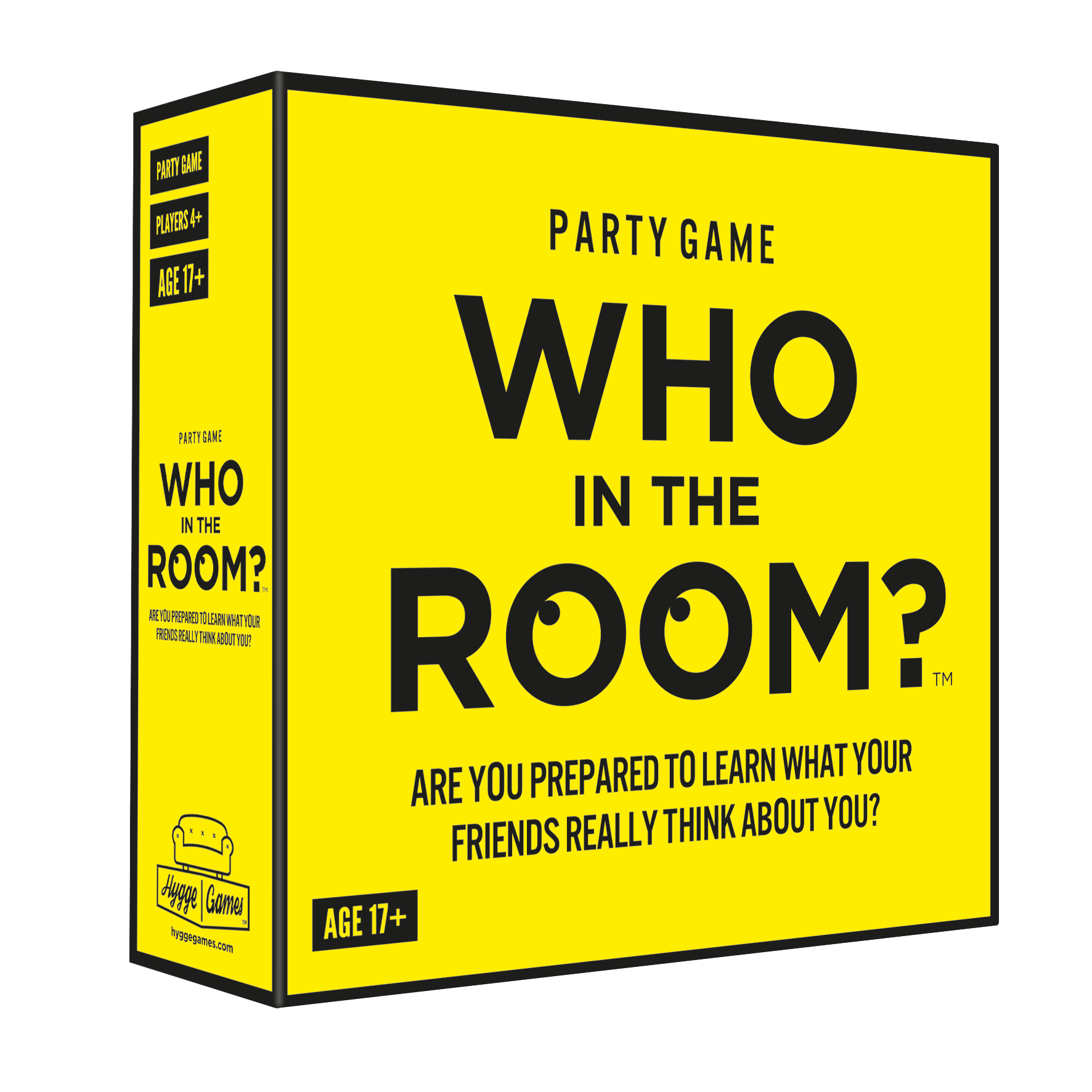 Who In The Room...?