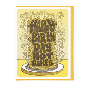 Hot Cakes Birthday, Lucky Horse Press