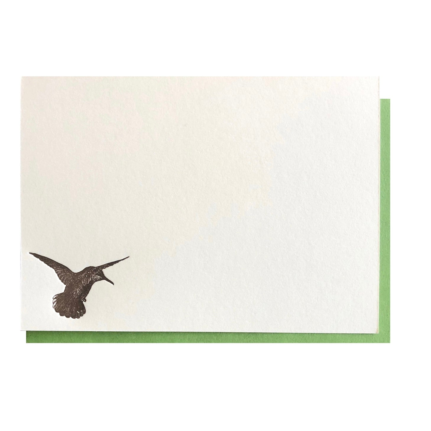 Hummingbird Notecards, Lark Press