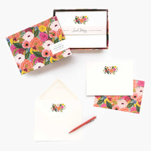 Juliet Rose Stationery, Rifle Paper Co.