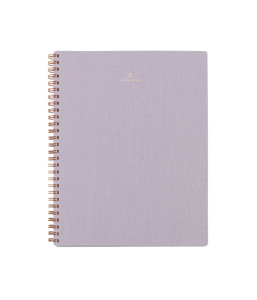 Lined Notebooks, Appointed
