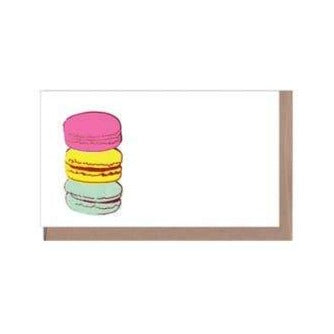 Macarons Enclosures, La Familia Green