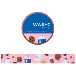 Milk & Cookies Washi Tape, Girl of All Work
