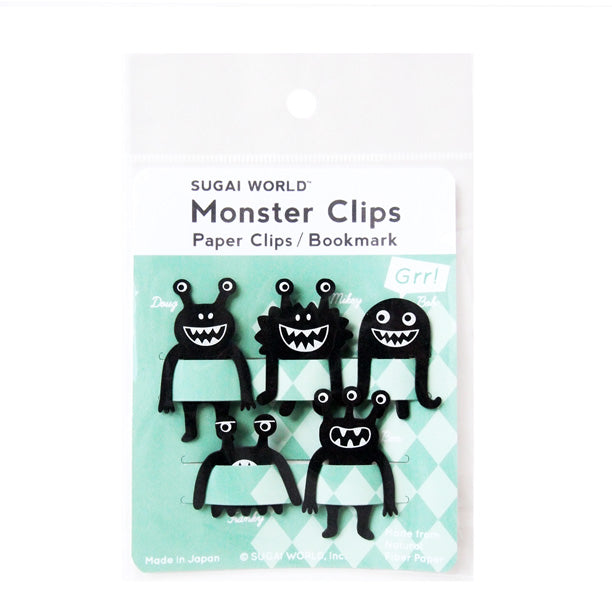 Clip Family / Monster Clips, Sugai World